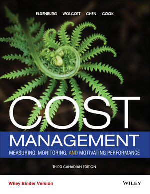 Solution Manual for Cost Management: Measuring