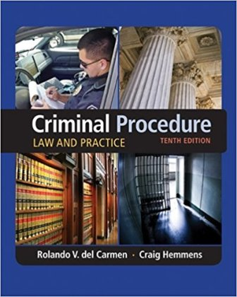 Solution Manual for Criminal Procedure Law and Practice