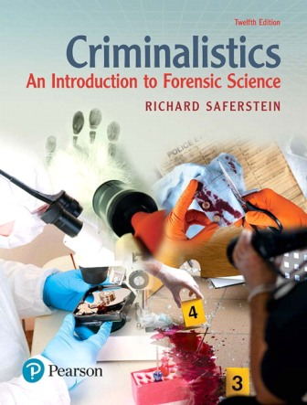 Solution Manual for Criminalistics: An Introduction to Forensic Science