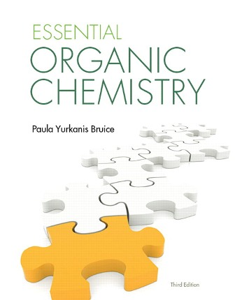 Solution manual for Essential Organic Chemistry