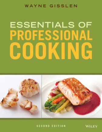 Solution manual for Essentials of Professional Cooking