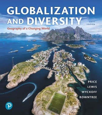 Solution Manual for Globalization and Diversity: Geography of a Changing World
