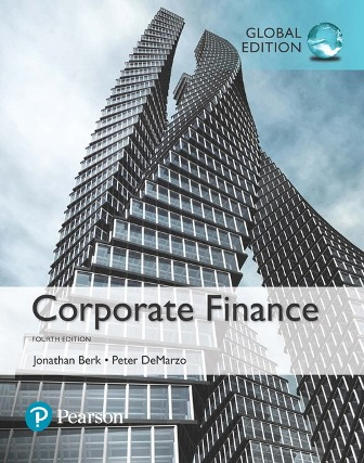 Test Bank for Corporate Finance Global Edition 4th Edition Berk