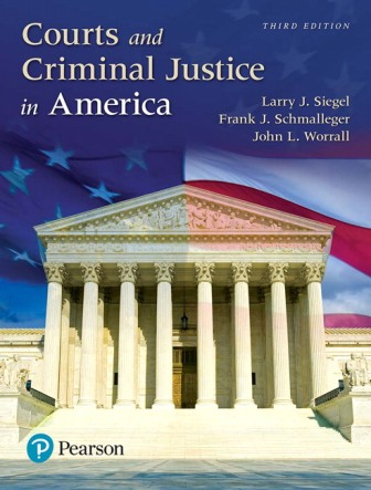 Test Bank for Courts and Criminal Justice in America