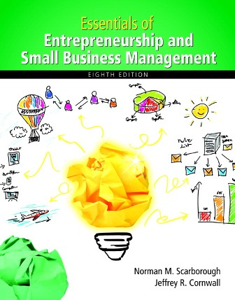 Test Bank for Essentials of Entrepreneurship and Small Business Management