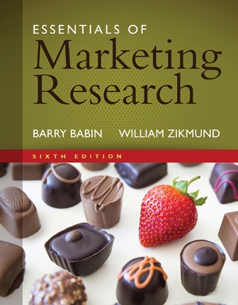 Test Bank for Essentials of Marketing Research