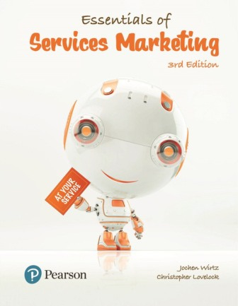 Test Bank for Essentials of Services Marketing