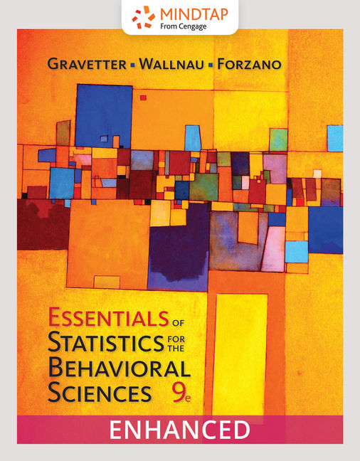 Test Bank for Essentials of Statistics for The Behavioral Sciences