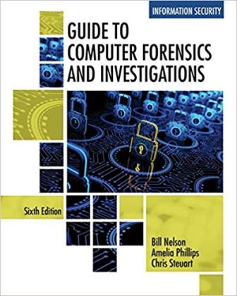 Test Bank for Guide to Computer Forensics and Investigations 6th Edition Nelson
