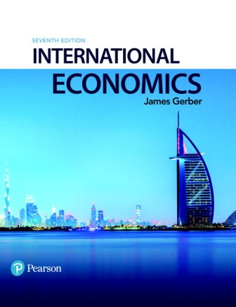 Test Bank for International Economics