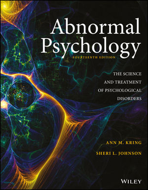 Test Bank for Abnormal Psychology 14th Edition Kring