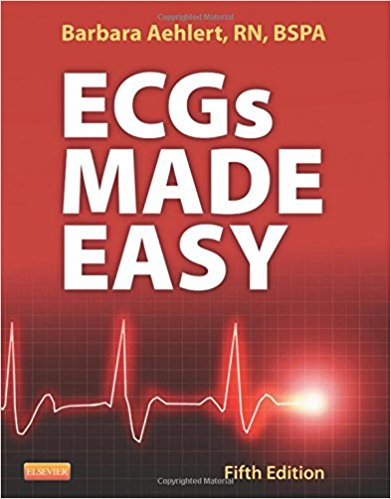Test Bank for ECGs Made Easy 5th Edition Aehlert