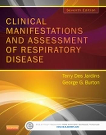 Test Bank forClinical Manifestations and Assessment of Respiratory Disease 7th Edition Jardins