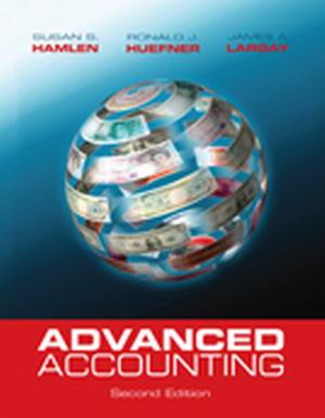 Solution Manual for Advanced Accounting 2nd Edition Hamlen