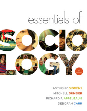 Solution Manual forEssentials of Sociology 3rd Edition Giddens