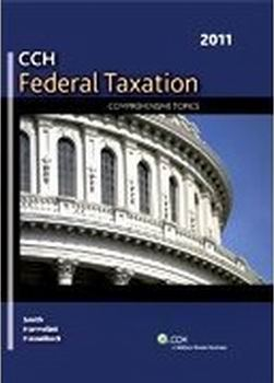 Solution Manual forFederal Taxation: Comprehensive Topics (2011) Smith