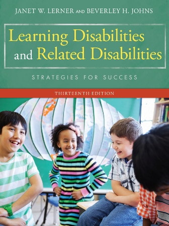 Test Bank for Learning Disabilities and Related Mild Disabilities 13th Edition Lerner