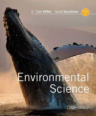 Solution Manual for Environmental Science 16th Edition Miller