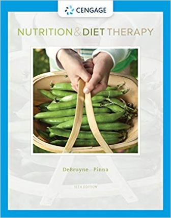 Solution Manual for Nutrition and Diet Therapy 10th Edition DeBruyne
