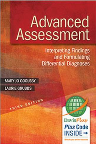 Test Bank for Advanced Assessment 3rd Edition Goolsby