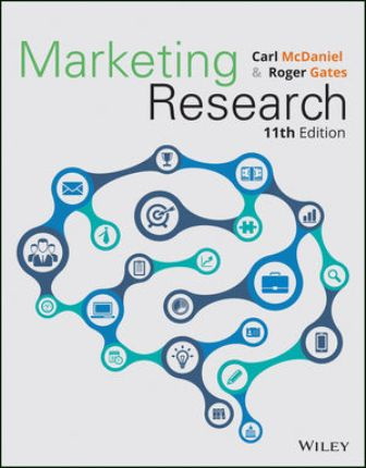 Solution Manual for Marketing Research 11th Edition Mcdaniel