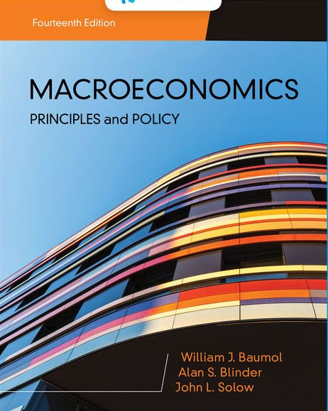 Test Bank for Macroeconomics: Principles and Policy 14th Edition Baumol