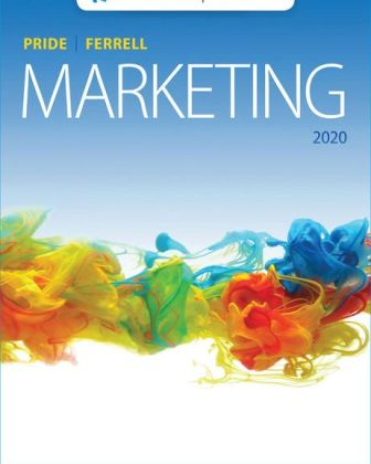 Test Bank for Marketing 20th Edition Pride