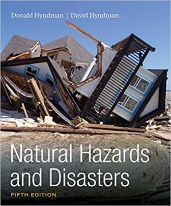 Test Bank for Natural Hazards and Disasters 5th Edition Hyndman