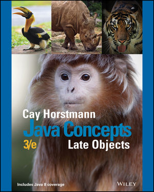 Solution manual for Java Concepts: Late Objects 3rd Edition Horstmann