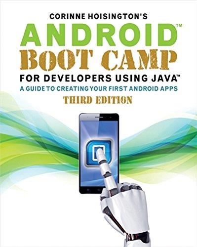 Solution Manual for Android Boot Camp for Developers Using Java® 3rd Edition Hoisington