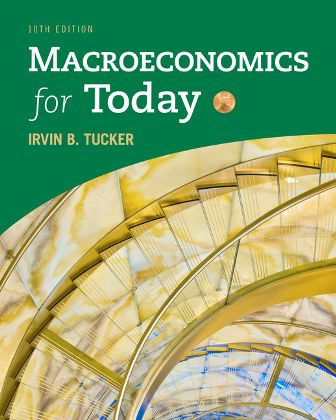Test Bank for Macroeconomics for Today 10th Edition Tucker