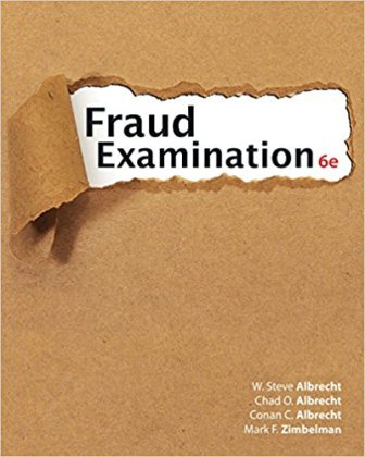Test Bank for Fraud Examination 6th Edition by Albrecht