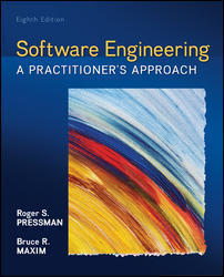 Solution manual for Software Engineering A Practitioner's Approach 8th Edition by Pressman