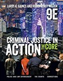 Test Bank for Criminal Justice in Action 9th Edition Gaines