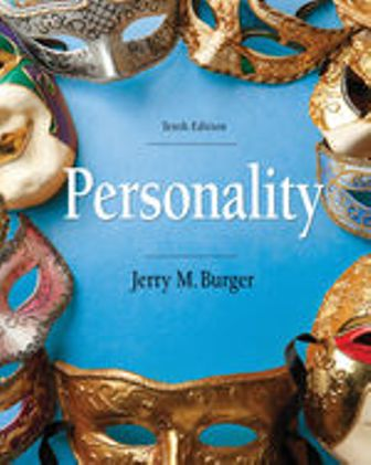 Test Bank for Personality 10th Edition Burger