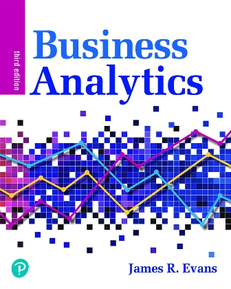 Test Bank for Business Analytics 3rd Edition Evans