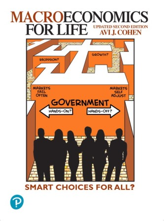 Test Bank for Macroeconomics for Life: Smart Choices for All? Updated 2nd Edition Cohen