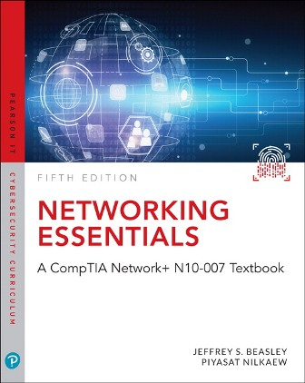 Solution Manual for Networking Essentials: A CompTIA Network+ N10-007 Textbook 5th Edition Beasley