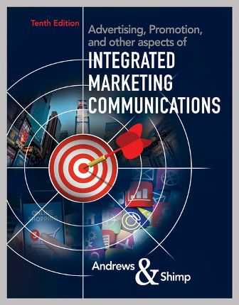 Test Bank for Advertising Promotion and other aspects of Integrated Marketing Communications 10th Edition Andrews