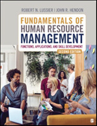 Solution Manual for Fundamentals of Human Resource Management 2nd Edition Hendon
