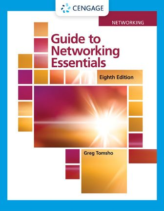 Test Bank for Guide to Networking Essentials 8th Edition Tomsho