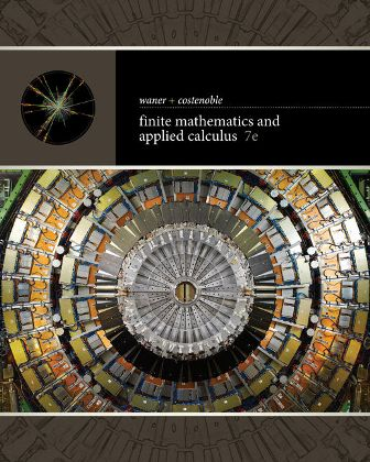 Test Bank for Finite Math and Applied Calculus 7th Edition Waner
